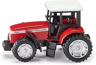 SIKU 0847 Massey Ferguson - Tractor (Metal, Escala 1:64)