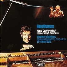 Beethoven: Piano Concerto No.4 in G; Overture 'Leonore No.3'