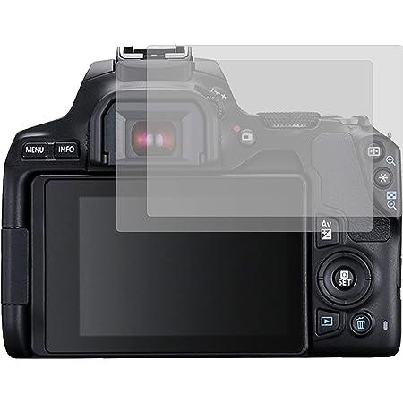 4protec I 2x Crystal Clear Klar Schutzfolie Für Canon Computer Zubehör