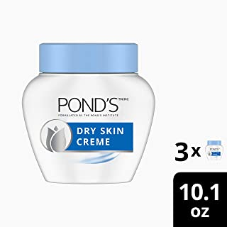 Pond's Dry Skin Face Cream 10.1 oz, 3 count