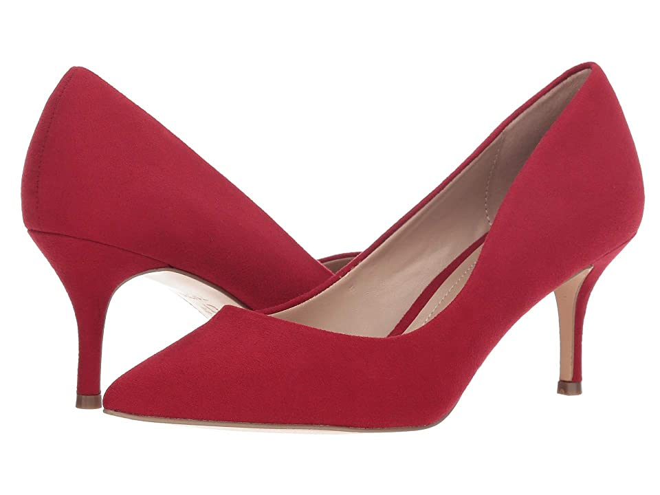 Charles by Charles David Angelica (Scarlet Microsuede) Women