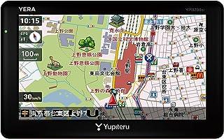ユピテル 7.0v型 ワンセグ内蔵ポータブルカーナビ YPB708si