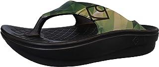 【rig Recovery Footwear】リグ・リカバリーサンダル(疲れた足を解放する!日本発のリカバリーサンダル) FLIP-FLOP フリップフロップ polygonal/ポリゴナル RG0005PG