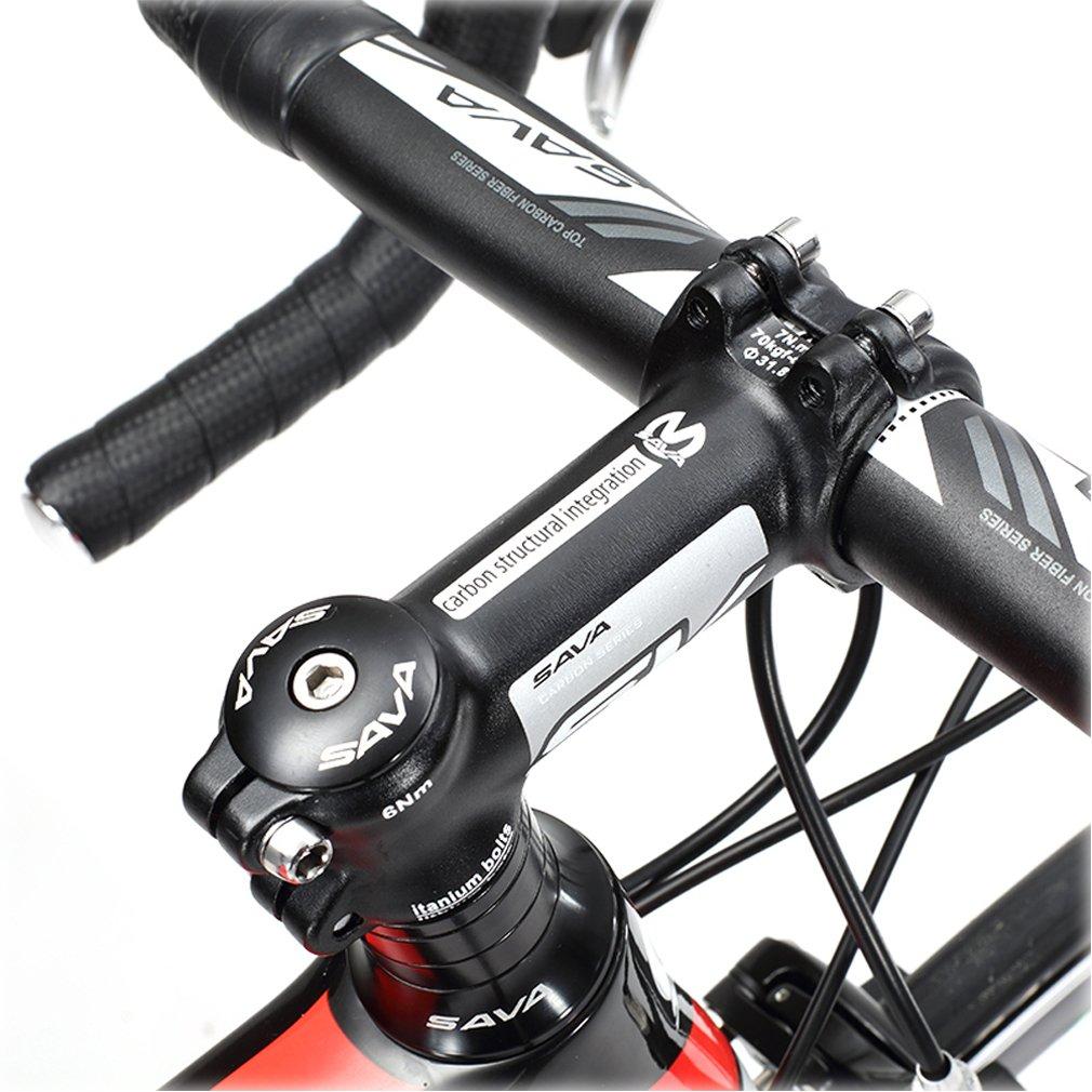 Sava Bicicleta de Carretera de Fibra de Carbono 700C Shimano 4700 ...