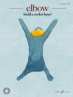 Elbow -- Build a Rocket Boys!: Piano/Vocal/Guitar (Faber Edition)
