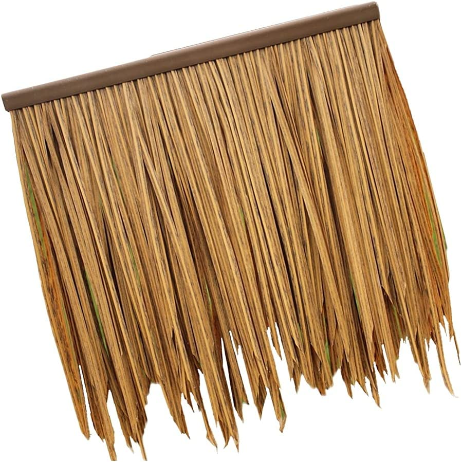Surprise price 1 year warranty Thatch Artificial Simulation Fake High-Density Ho