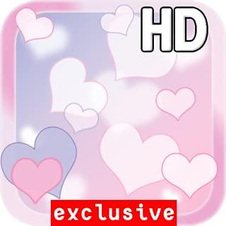 Hearts Love Live Wallpaper