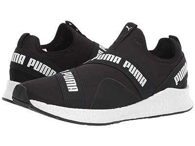 PUMA Nrgy Star Slip-On (Puma Black/Puma White) Men