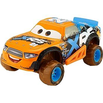 Mattel GBJ40 - Disney Cars Xtreme Racing Serie Schlammrennen Die-Cast Auto Fahrzeug Speedy Comet, Spielzeug ab 3 Jahren
