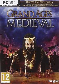 Kalypso Grand Ages: Medieval, PC PC Italiano vídeo - Juego (PC, PC, Estrategia, T (Teen), Soporte físico)
