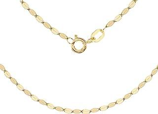 Carissima Gold Collar de mujer con oro amarillo de 9 K (375/1000), sin gema