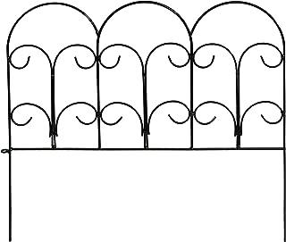 Best metal border fencing Reviews