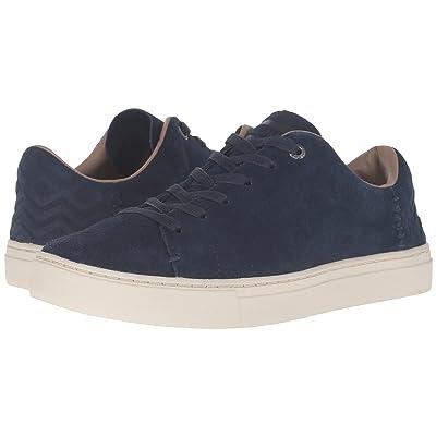 TOMS Lenox Sneaker (Navy Suede) Women