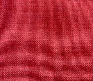 Burlap Fabric RED / 60