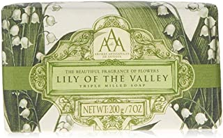 AAA Lily of the Valley Soap, 200 Grams