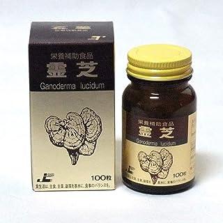 日本ケミスト 霊芝 100錠