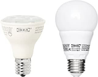 Ikea E17, E26 Not Lamp LED Bulbs