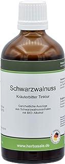 Schwarzwalnuss Tinktur konzentriert von HerbaSale 100ml nach Dr Clark