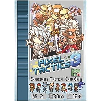 Level 99 Games Pixel Tactics 2 Card Game Flat River Group L99-PT002