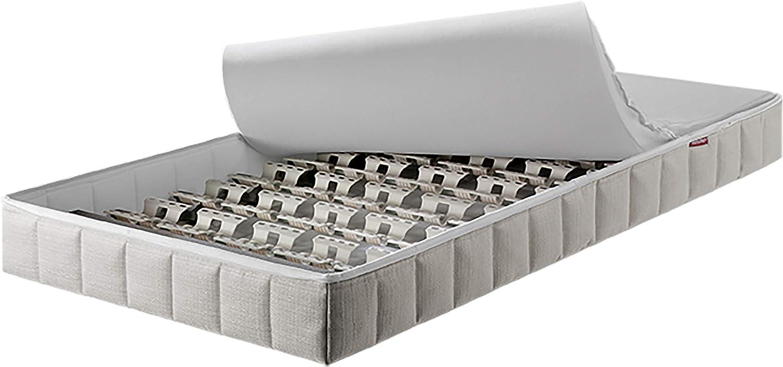 Lattoflex Colchón para bebé con somier, cama de 60 x 120 cm ...