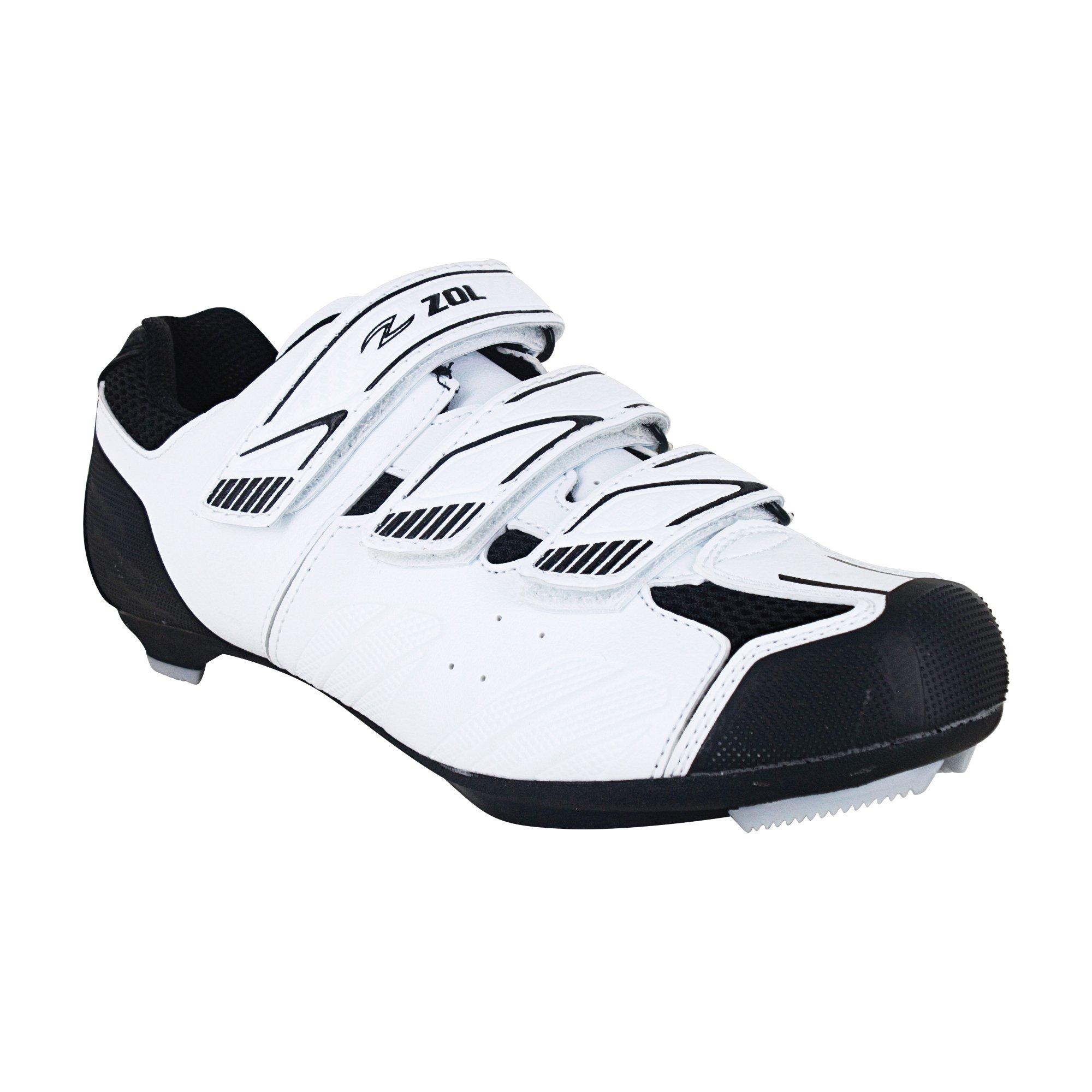 Zapatillas para bicicleta de carretera Zol Stage, 39 CM (EU)/ 7 ...