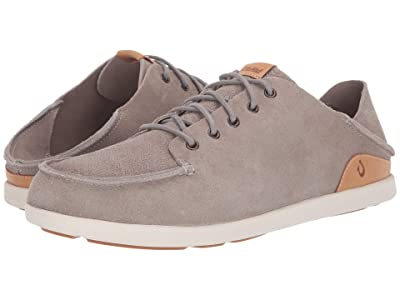 OluKai Nalukai Kala (Pale Grey/Bone) Men