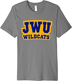 Johnson & Wales University JWU Wildcats NCAA T-Shirt PPJWU04