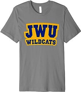 Johnson & Wales University JWU Wildcats NCAA T-Shirt PPJWU04
