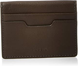 Fossil Men's Magnetic Card Case Wallet