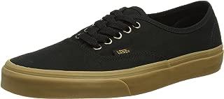 Vans Unisex Authentic Fashion Sneakers (7.5)