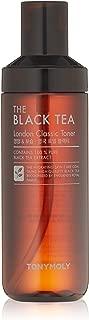 TONYMOLY The Black Tea London Classic Toner, 6 Fl Oz