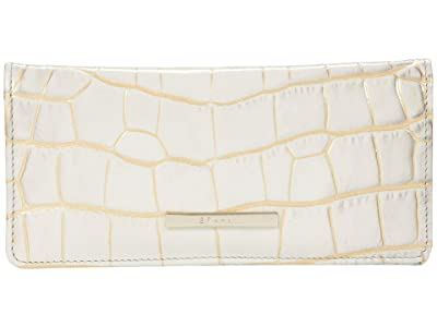 Brahmin Miravet Ady Wallet (Sterling) Handbags