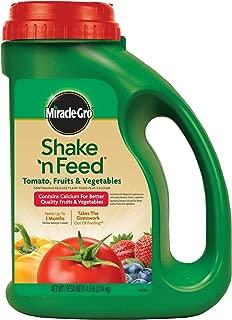 Best miracle gro tomato npk Reviews