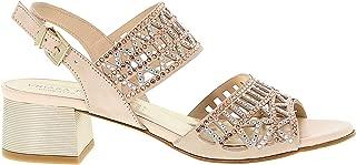 PASQUINI CALZATURE Luxury Fashion Womens PASQU2057C Pink Sandals | Spring Summer 19