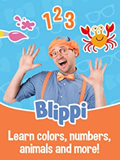 Blippi - Learn Colors, Numbers, Animals and More!