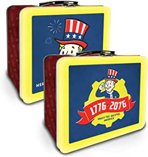 Fallout 76 Tricentennial Full Size Tin Tote