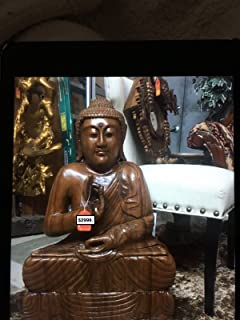 Indonesian Carving Extra Large 38