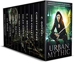 Urban Mythic Box Set: Eleven Novels of Adventure and Romance, featuring Norse and Greek Gods, Demons and Djinn, Angels, Fairies, Vampires, and Werewolves in the Modern World
