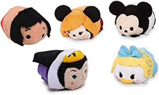 AYB Products Park Attractions Disney Tsum Tsum Mini Plush Characters Tower of Terror Minnie & Mickey Mouse - Daisy Duck / Evil Queen Snow White / Jungle Book