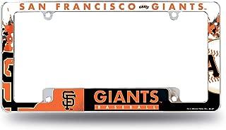 Rico Industries Giants - Sf All Over Chrome Frame