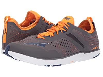 Altra Footwear Kayenta (Gray/Orange) Men