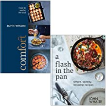 Comfort Food to soothe the soul, A Flash in the Pan 2 Books Collection Set By John Whaite