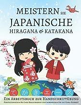 Meistern Sie japanische Hiragana und Katakana, Ein Arbeitsbu