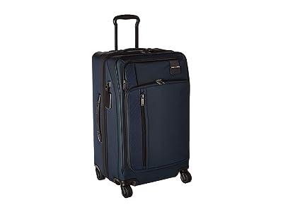 Tumi Merge Short Trip Expandable Packing Case (Navy) Luggage