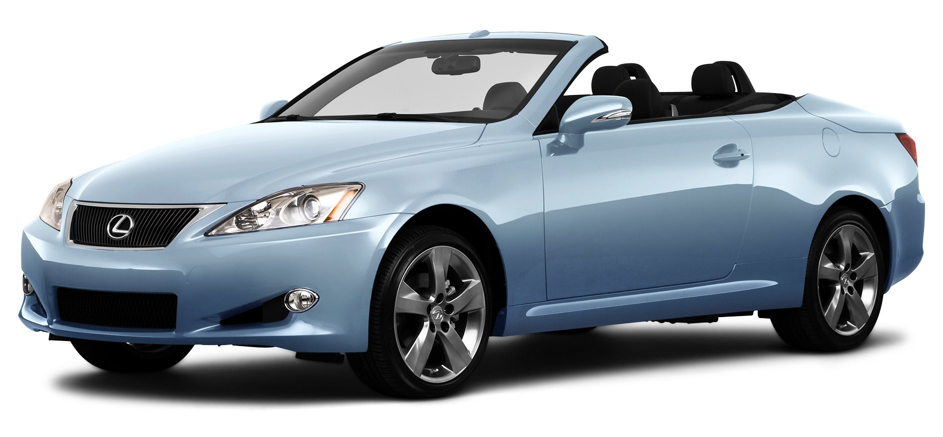 2010 Hyundai Genesis Coupe, 2-Door 2.0T Automatic Transmission, 2010 Lexus IS250, 2-Door Convertible Automatic Transmission ...