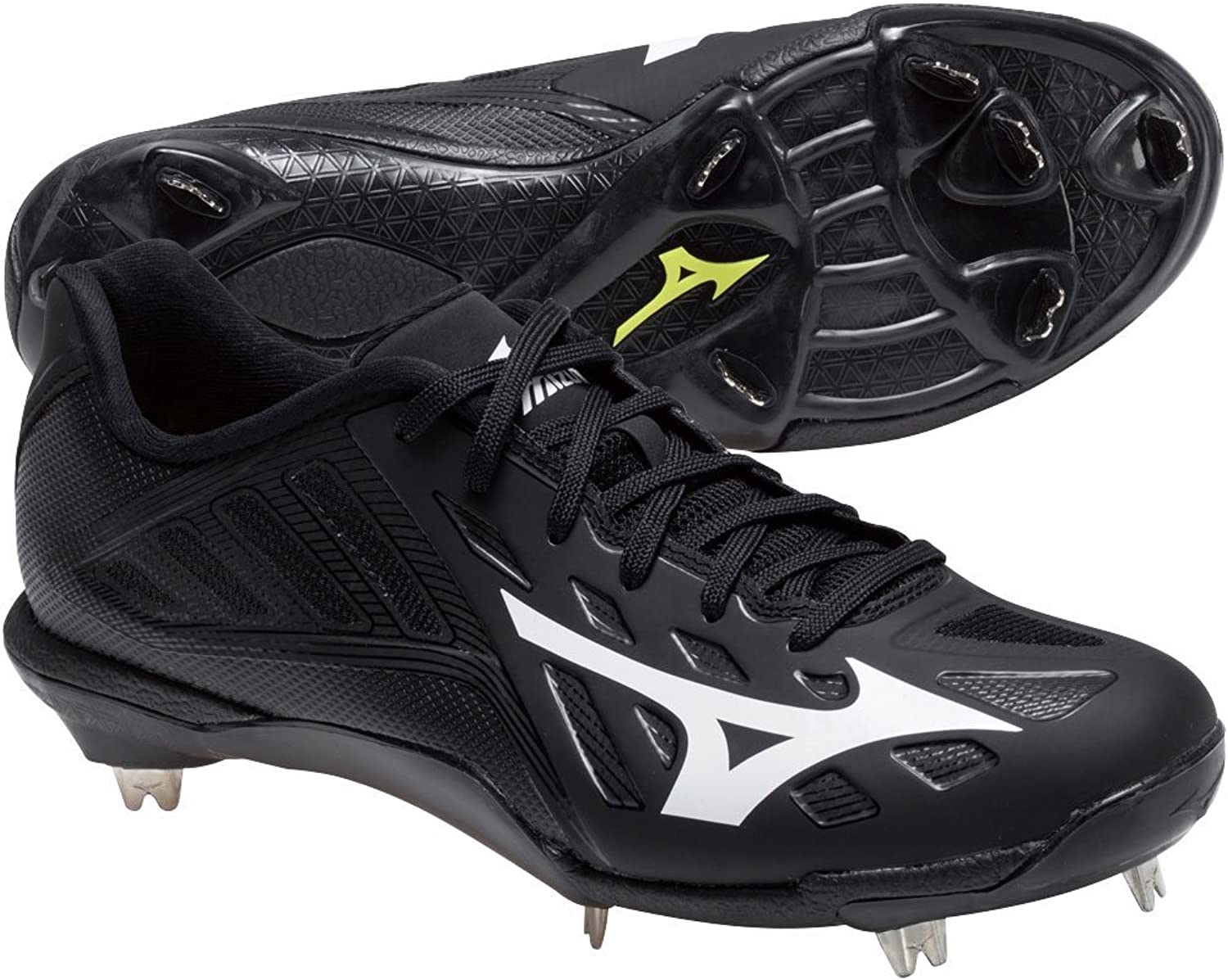 Mizuno Heist IQ Low Mens Baseball Cleats
