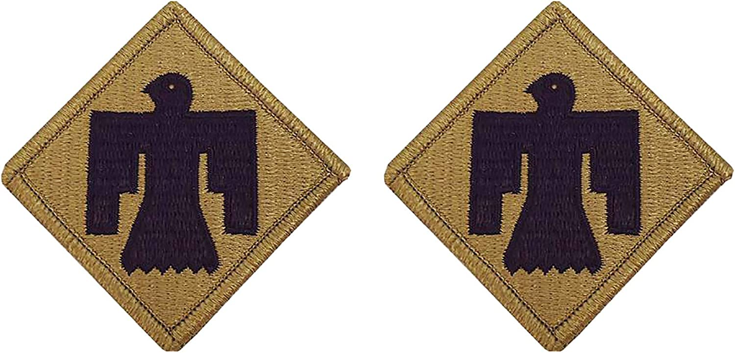Max 50% OFF 45th Infantry Brigade OCP free PACK Patch-2