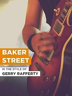 Best baker street music video Reviews
