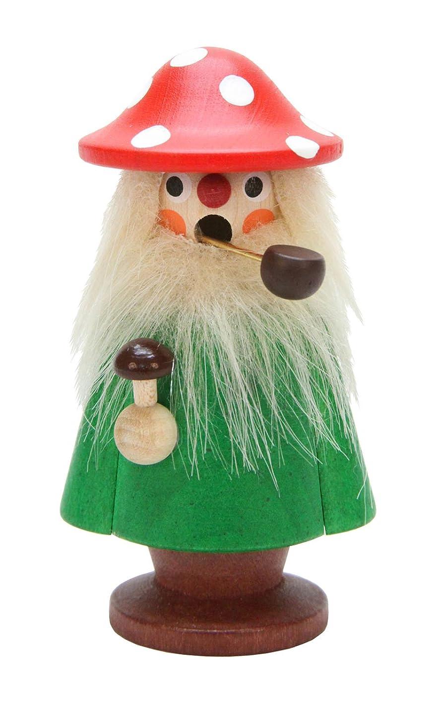 基本的なオピエートレポートを書くAlexander Taron 35-182 Christian Ulbricht Incense Burner - Mushroom Man with Green Coat