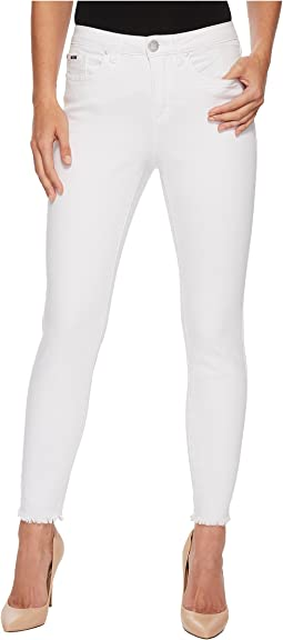 FDJ French Dressing Jeans - Sunset Hues Olivia Slim Ankle in White